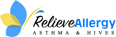Relieve Allergy, Asthma and Hives Logo
